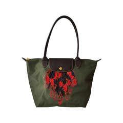 Longchamp Limited Edition Apache Bag