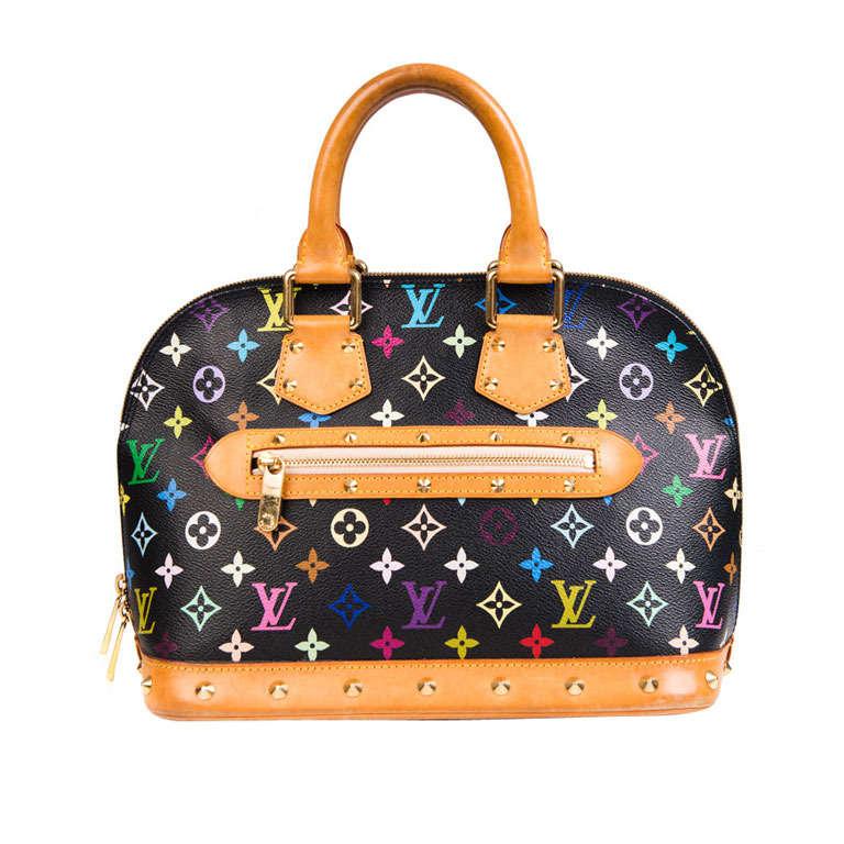 1stdibs Louis Vuitton Multicolore Alma Mm zDX1TZ2L