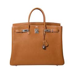 Hermès Birkin Gold 40cm