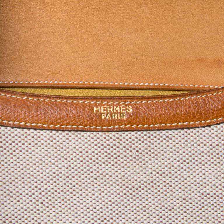 hermes handbag with double h