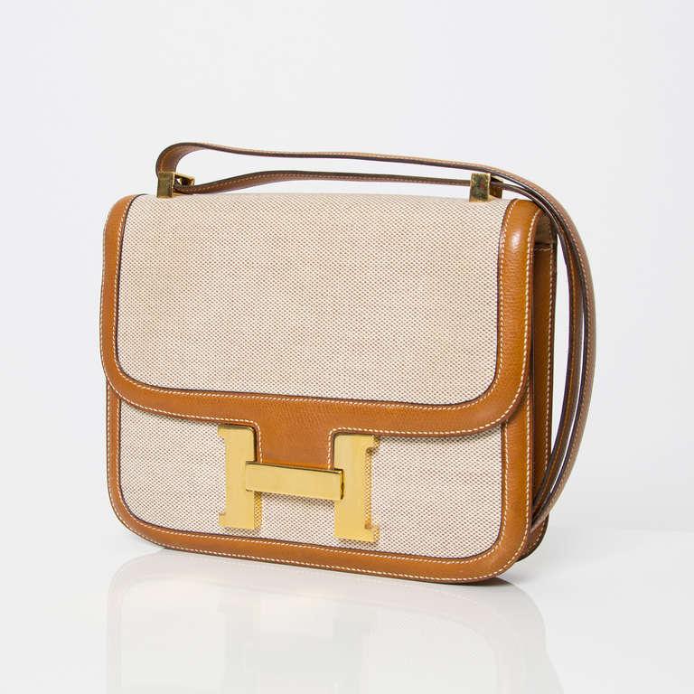 hermes handbag with double h