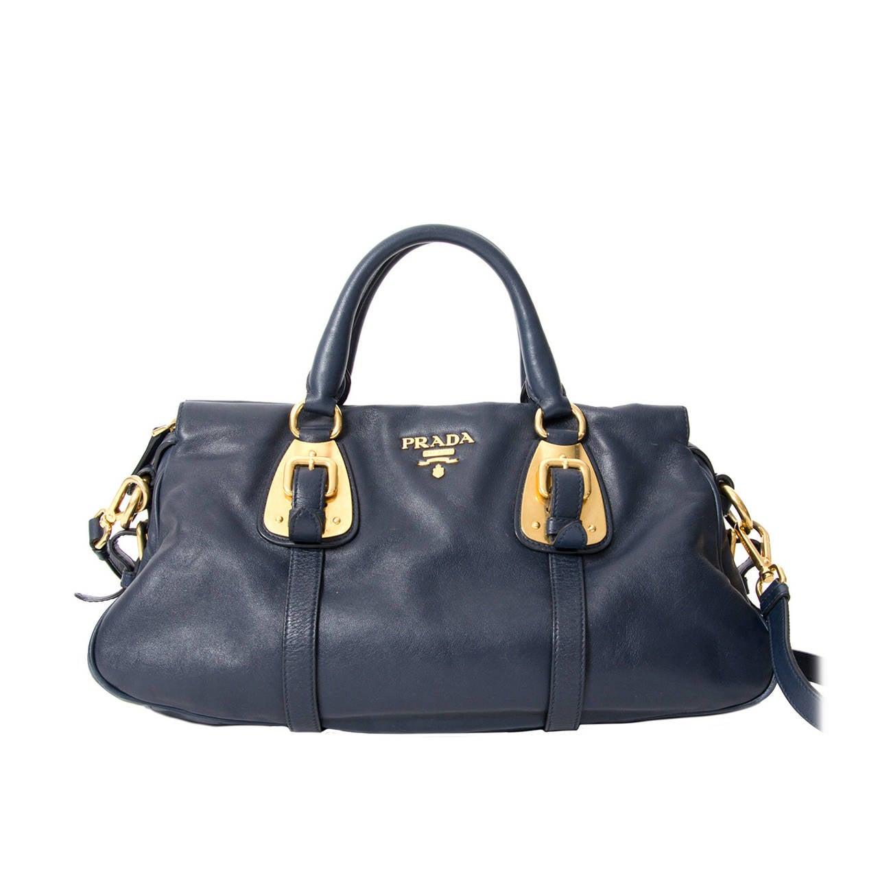 Prada Bag Navy