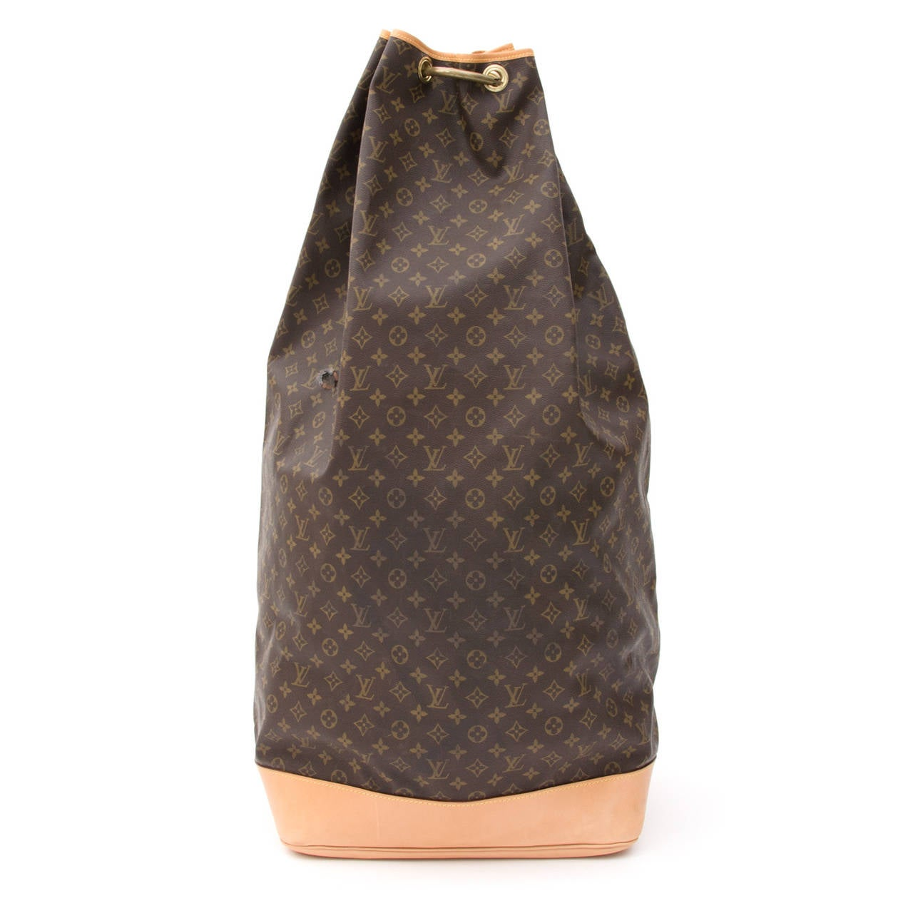 louis vuitton big sailor traveling bag at 1stdibs