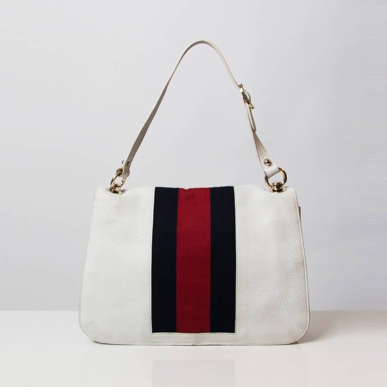 Gucci Gold GG Shoulder Bag 3