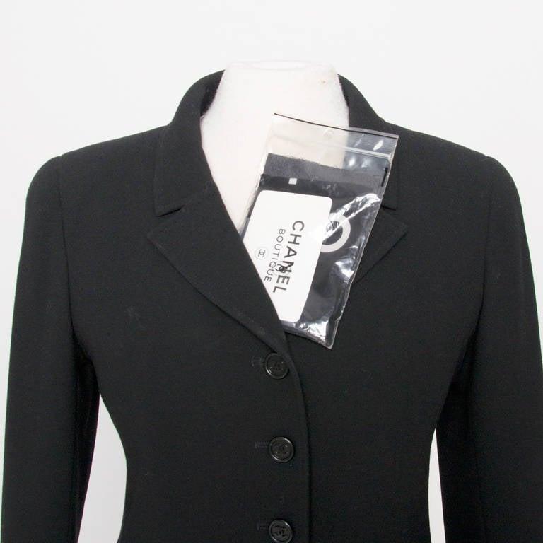 Chanel Black Blazer 6