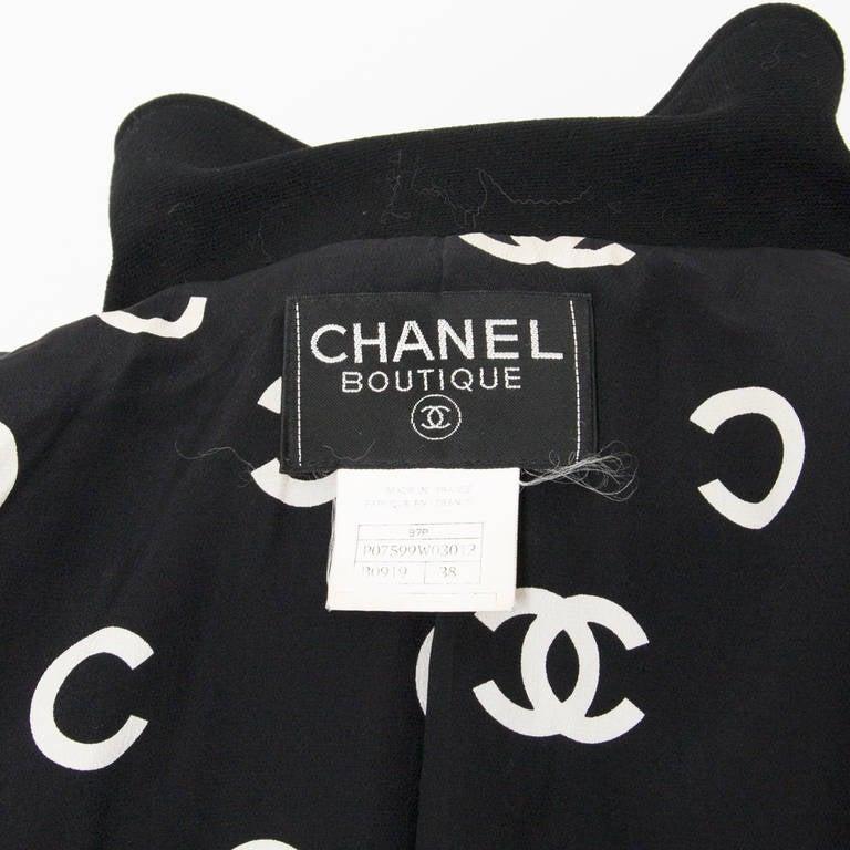 Chanel Black Blazer 5