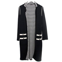Chanel Reversible Long Cardigan Sweater