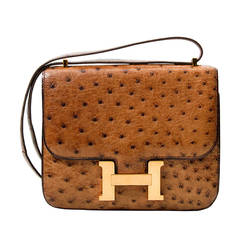 Hermes Constance Bag Ostrich 18