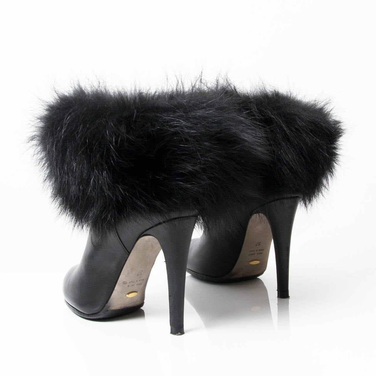 Sergio Rossi Ankle Bootie 3
