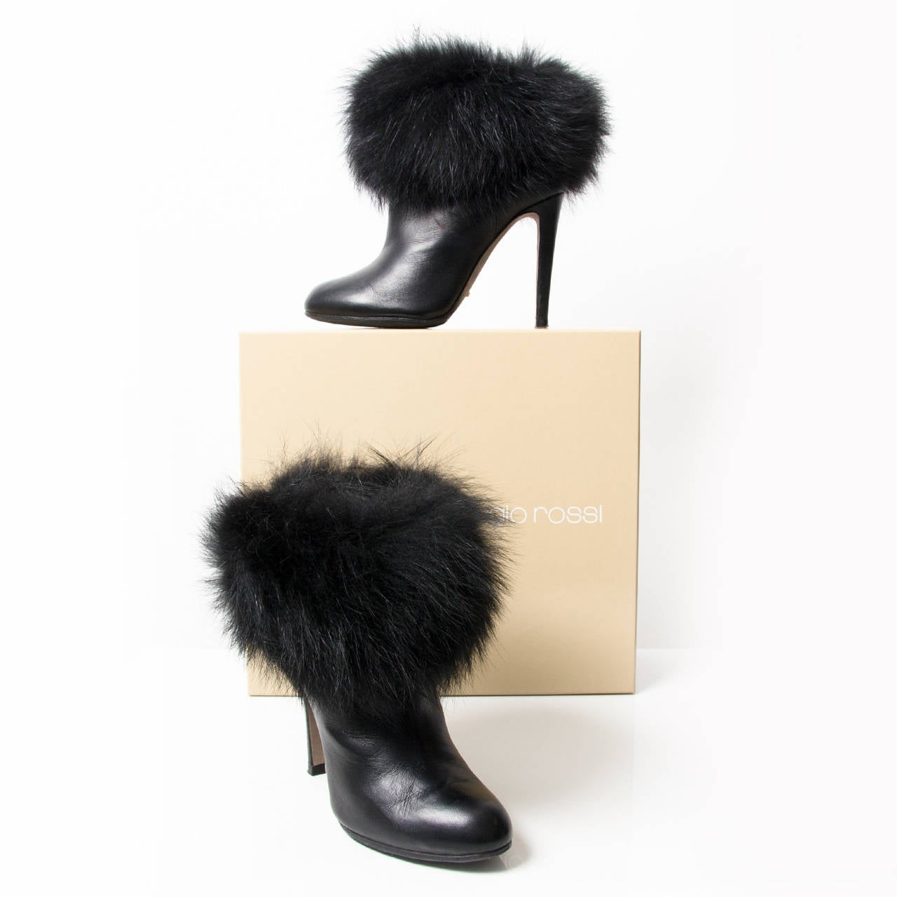 Sergio Rossi Ankle Bootie 4
