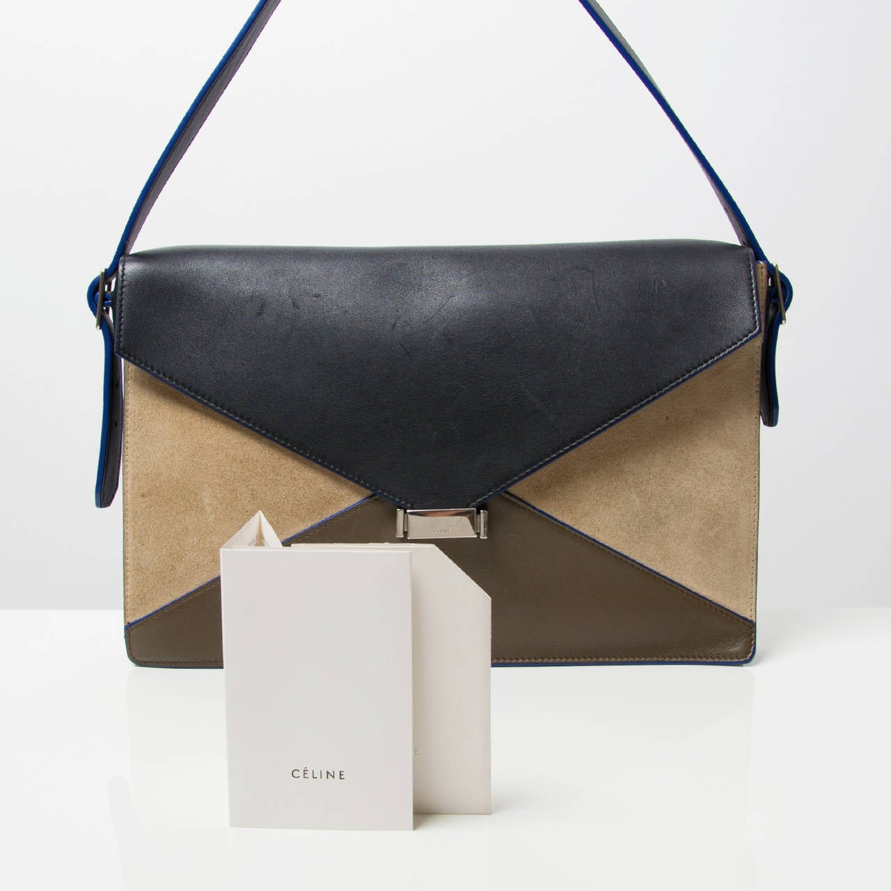 where to buy celine bags online - celine multicolour cloth clutch bag
