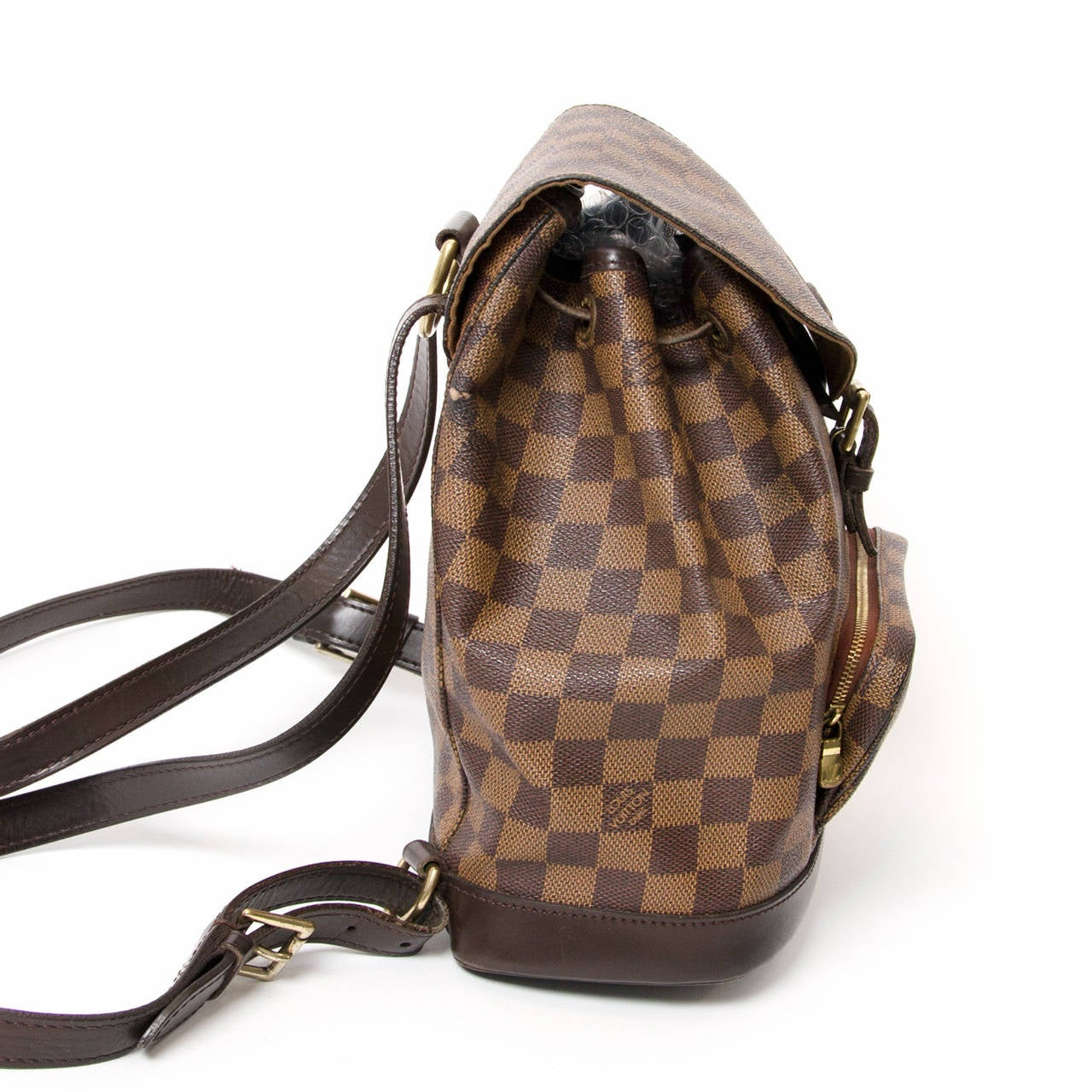 louis vuitton damier backpack at 1stdibs. Black Bedroom Furniture Sets. Home Design Ideas