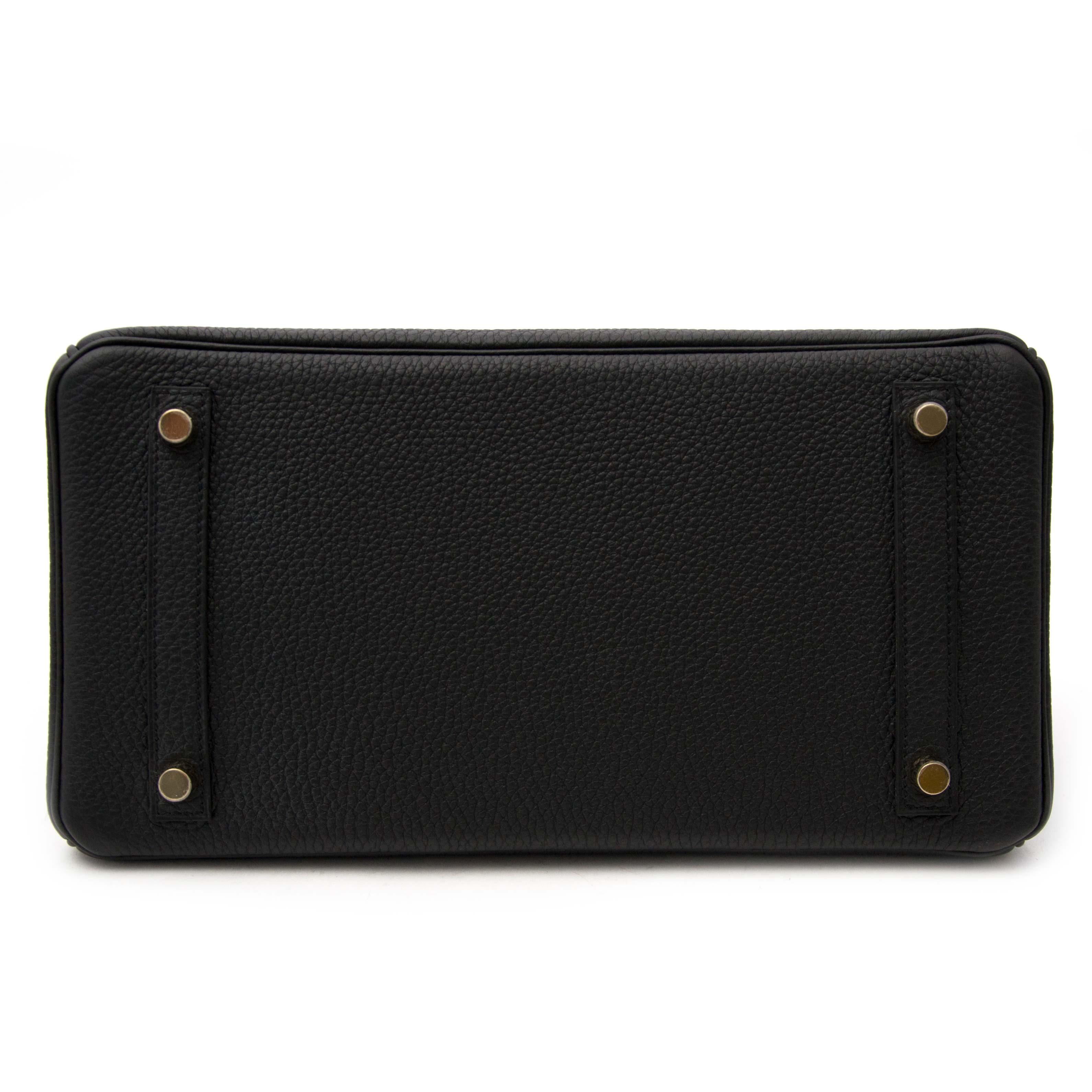 a068eb4c41b Hermès Birkin 30 Togo Black GHW For Sale at 1stdibs