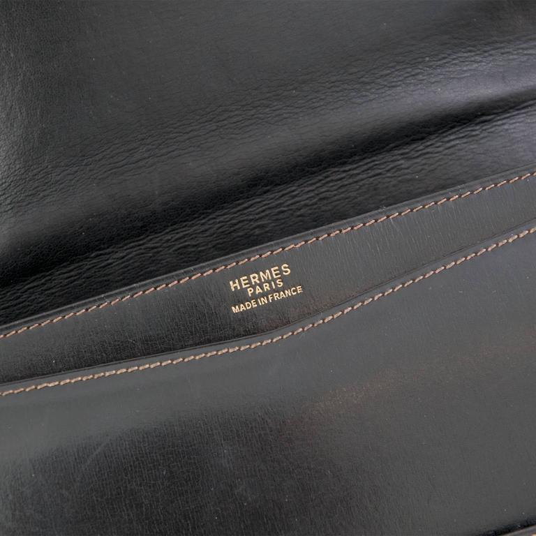 Hermès Faco Clutch Bag For Sale 1
