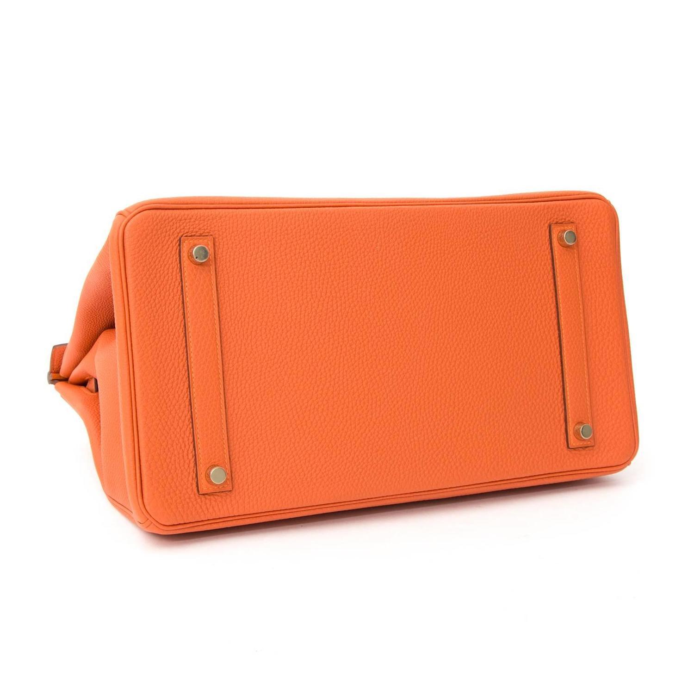 hermes birkin orange h togo kelly hermes wallet. Black Bedroom Furniture Sets. Home Design Ideas