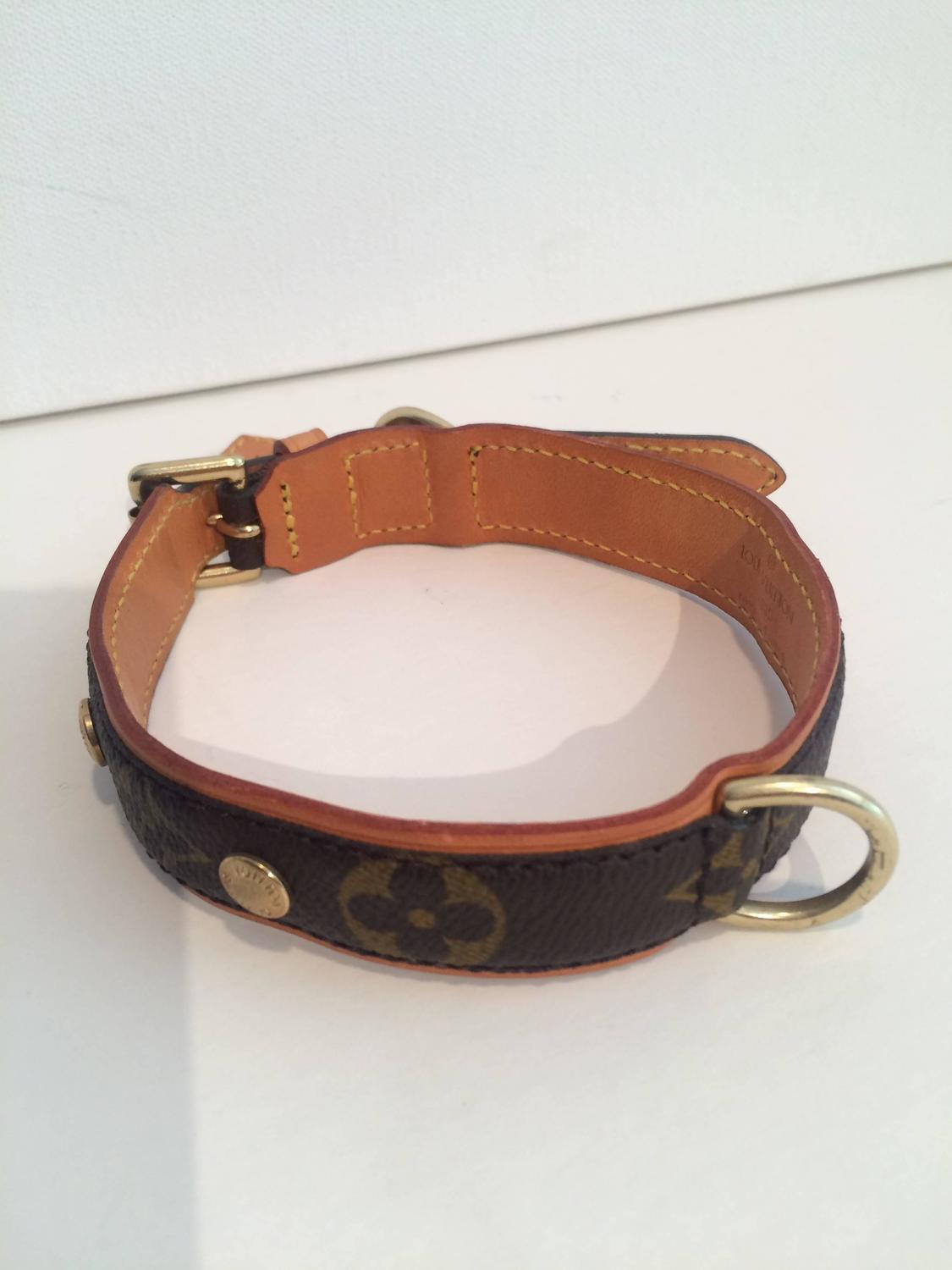 Chanel Dog Collar For Sale