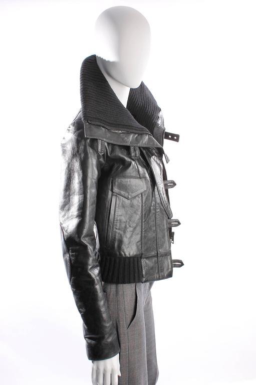 Balenciaga Jack - black leather 3