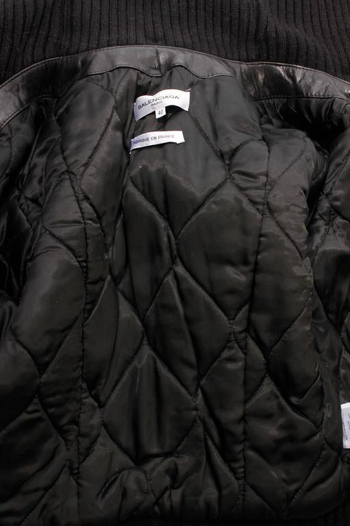 Balenciaga Jack - black leather 6