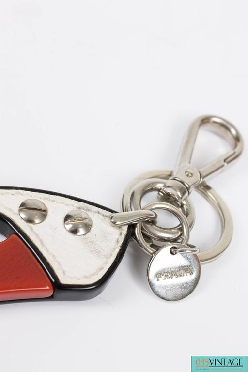 Prada Key Chain - High Heel Shoe  3
