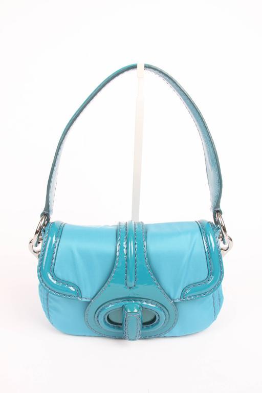 Prada Pattina Sottospalla Handbag