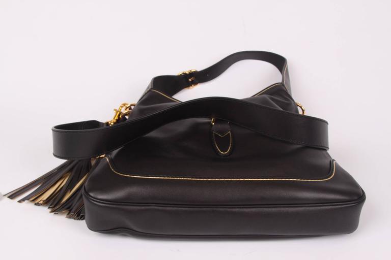 bd8e80e2a55 Gucci 449655 Micro Guccissima Signature Leather Large Convertible Gucci Black  Leather Soho Large Tote Bag Yoogi S Closet ...