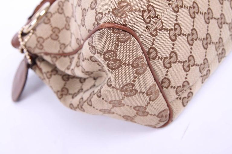 13475d5a5 Gucci GG Sukey Tote Bag Medium - brown For Sale 2