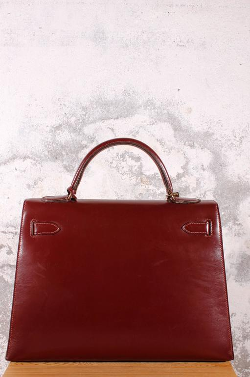 2332e250fceb Hermès Kelly Bag 32! Authentic collector s item new to our