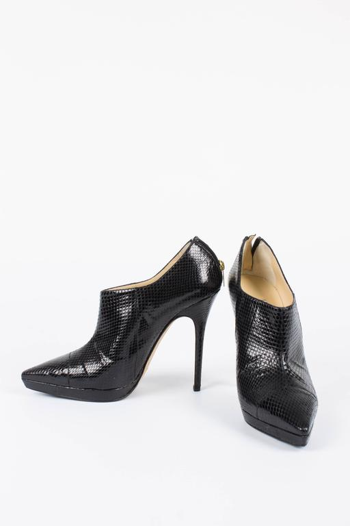 Jimmy Choo Watersnake Pumps - black   Jimmy Choo Watersnake Pumps - black Jimm 3