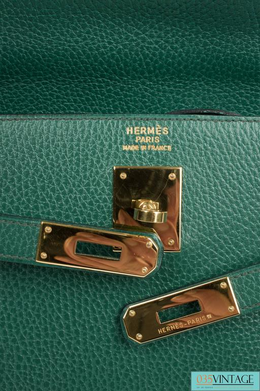be0f63d73a Another beautiful Hermès bag in store! This is the Hermès Kelly Bag 35