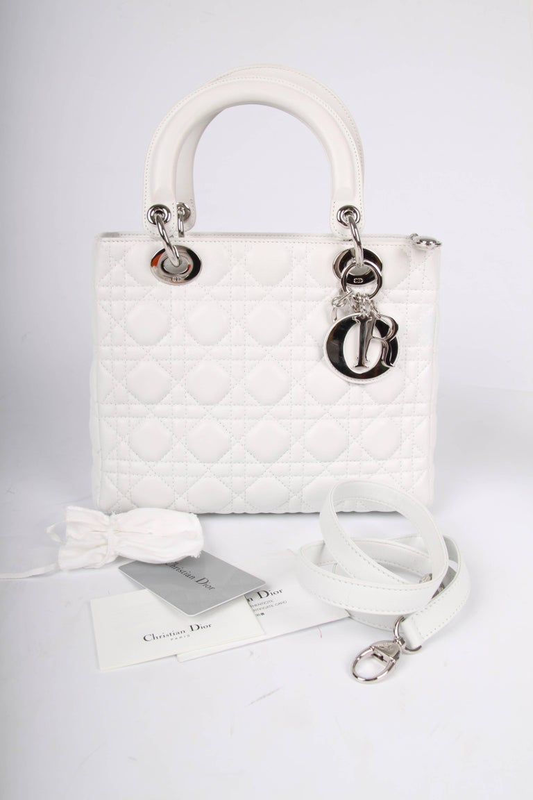 0072e00fb3d A marvellous bag by Dior... The My Lady Dior