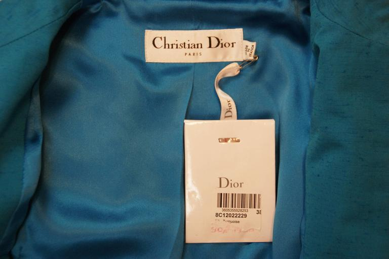 NWT John Galliano For Christian Dior Cruise 2008 Runway Beaded Indian Jacket 38 8