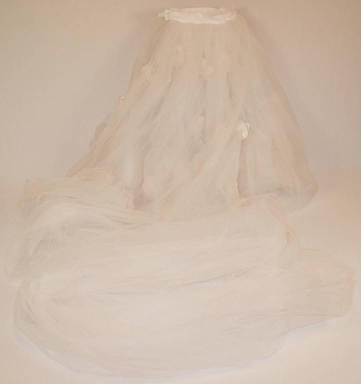 S S 1992 Dolce And Gabbana Bridal Wedding Gown Bustier