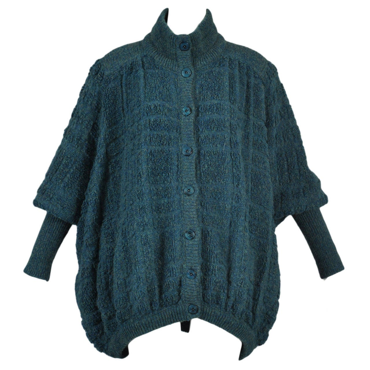 Oversized Chunky Knit Cardigan Pattern - Cashmere Sweater ...