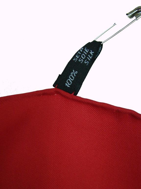 Versace Silk Scarf 35in Pop Art Fondazione Antonio Ratti Marilyn Monroe Rare For Sale 5