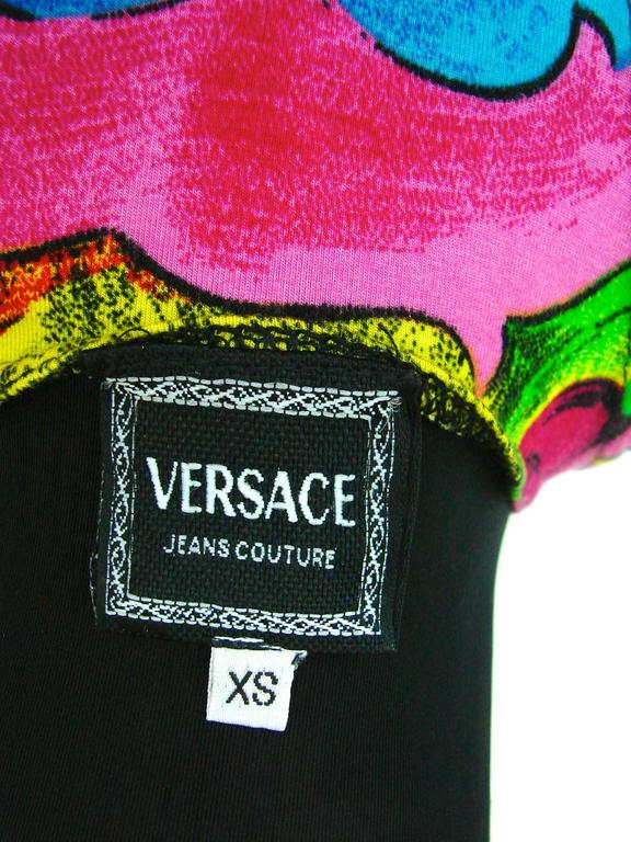 Original versace jeans couture pop art tank top betty boop for What s a couture pop