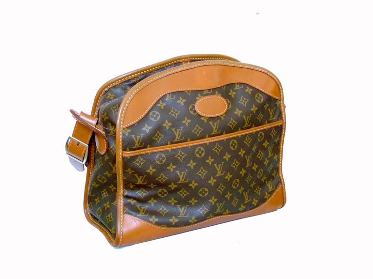 louis vuitton 1970 s bags. louis vuitton the french company carry on travel bag monogram canvas 1970s 2 1970 s bags
