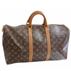 Louis Vuitton by The French Company Monogramm Keepall Tasche Reisetasche 45cm