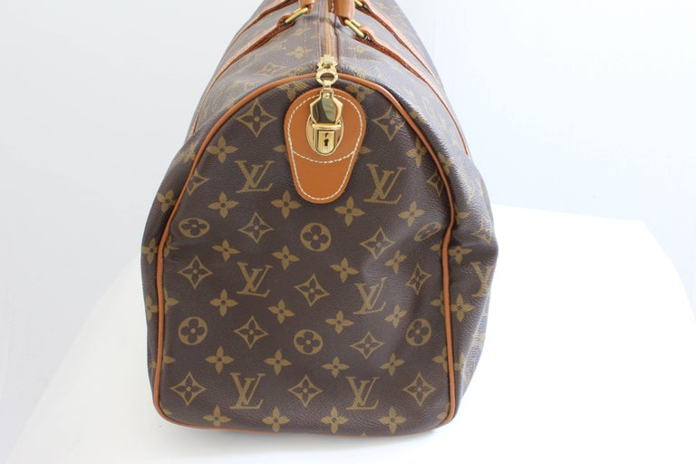 71c76b2569ca4 Louis Vuitton by The French Company Monogramm Keepall Tasche Reisetasche  45cm 5