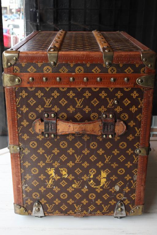 Vintage Louis Vuitton Shoe Trunk 2