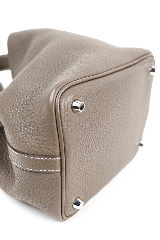 best fake birkin bag - HERMES Picotin Lock PM Tote at 1stdibs