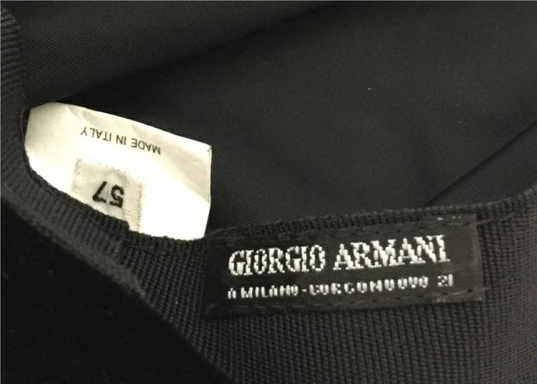 Giorgio Armani Ladies Vintage Beret.   6
