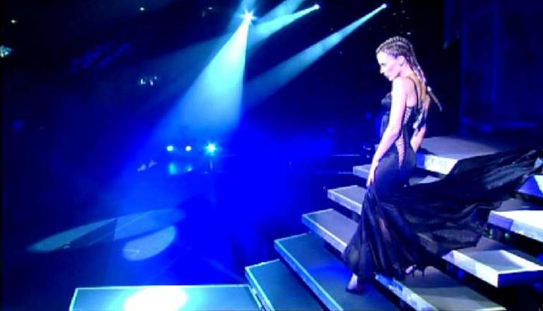 "Rare Dolce & Gabbana Lace Up ""Bond Girl"" Evening Gown 8"