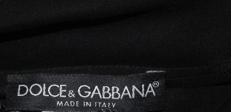 Stunning Dolce & Gabbana Corset Leopard Cheetah Print Silk Gown 10