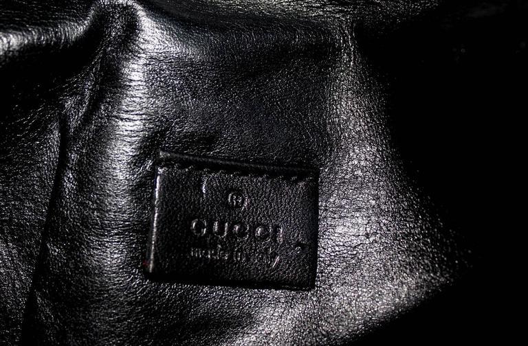 Women's Gucci Tom Ford Dragon Pearl Jeweled Mink Fur Purse Clutch For Sale