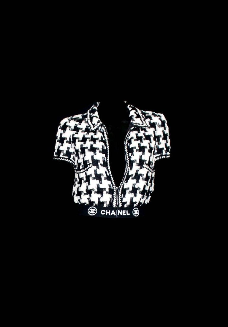 Chanel CC Signature Logo Lesage Fantasy Jacket Tweed Skirt / Dress Suit In New Condition For Sale In Switzerland, CH