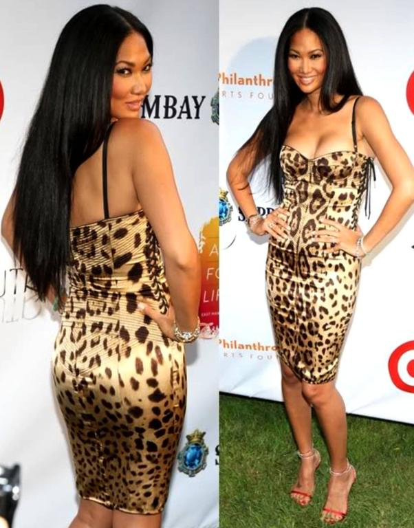 Stunning Dolce & Gabbana Corset Leopard Cheetah Print Silk Bodycon Dress 7