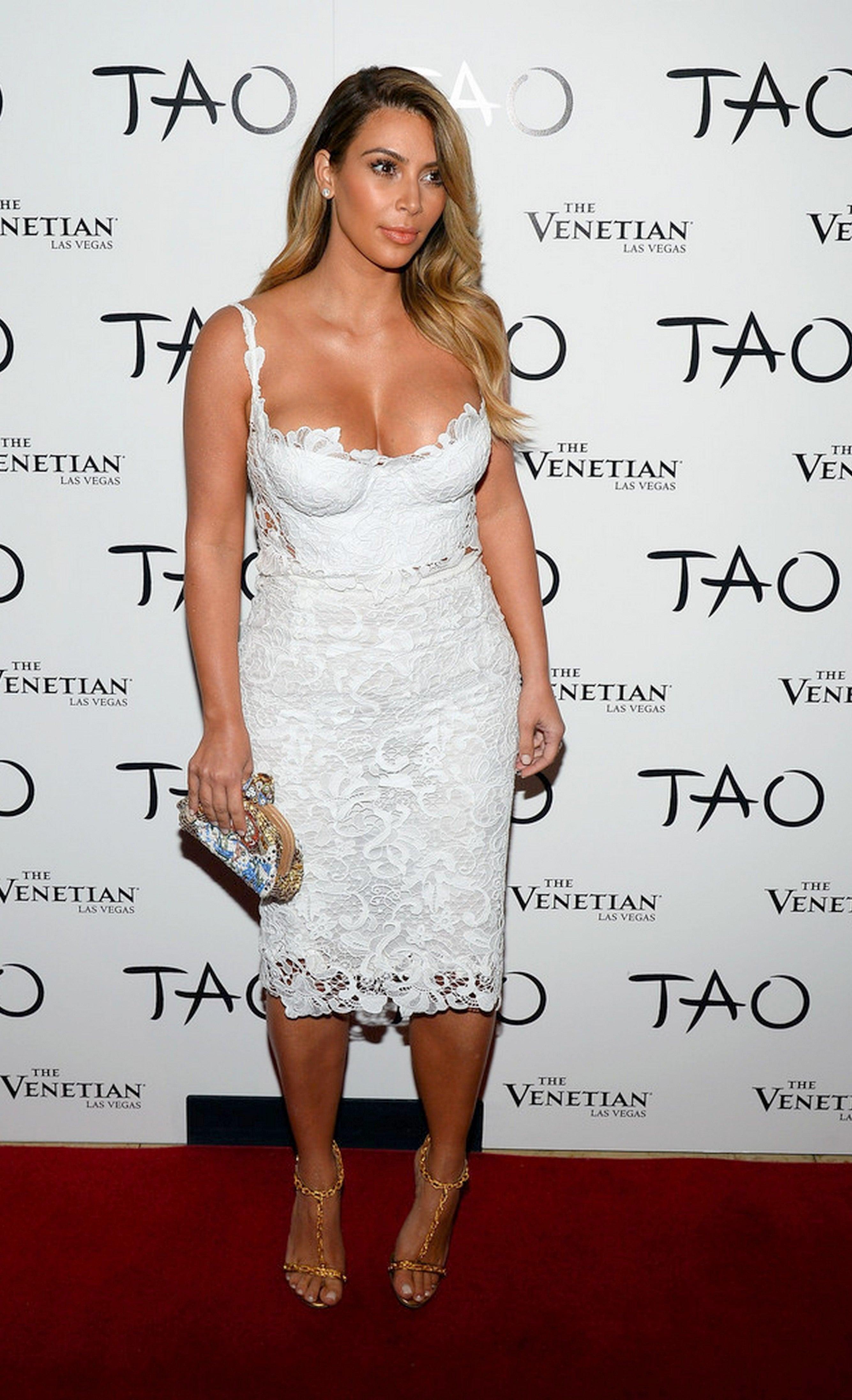 Dolce and Gabbana White Lace Corset Dress at 1stdibs