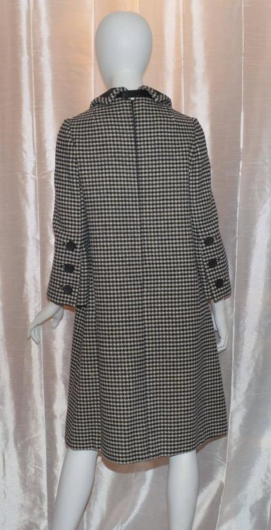 Black Vintage Geoffrey Beene Dress For Sale