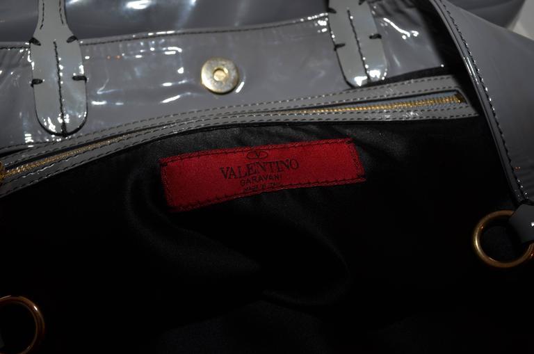 Valentino Petale Rose Tote Bag 4