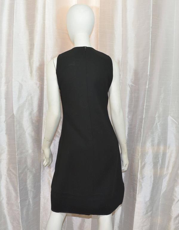 Pierre Cardin Vintage 1968 Haute Couture Metal Bones Iconic Dress 3